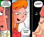 phineas ferb comic porno