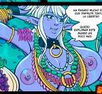 manaworld comic español