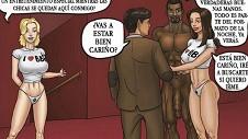 kaos comic español